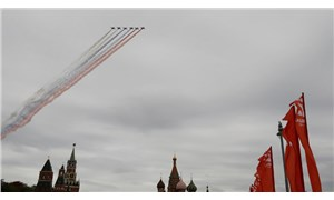 Rusya'da 9 Mayıs Zafer Günü kutlanıyor