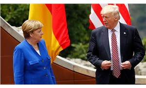 Trump'tan Merkel'e 'Zafer Günü' telefonu