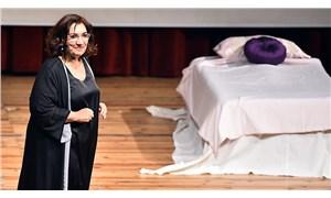 Füsun Demirel: Bağımsız tiyatrocuların salgın döneminde devlet desteğine ihtiyacı var