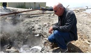 Yeraltı suyu sıcaklığı 80 dereceyi aştı, deprem endişesi başladı