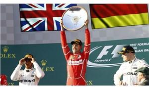 Ferrari'de Sebastian Vettel dönemi sona erdi