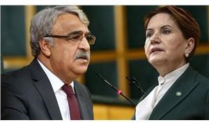 HDP'li Sancar'dan Akşener'e 'memleket masası' yanıtı