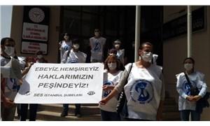SES İstanbul şubeleri: Haklarımızın peşindeyiz
