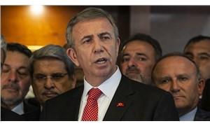 ABB Başkanı Yavaş:  En büyük amaçları Ankaralının cezalandırılması