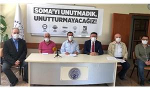 Ankara Emek ve Meslek Örgütleri Platformu: Soma'yı unutmadık, unutturmayacağız