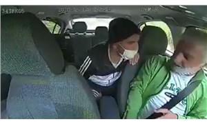 Arnavutköy'de taksiye binen bir kişi şoförü bıçakla tehdit edip, gasp etti!