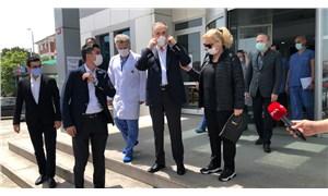 Galatasaray Başkanı Mustafa Cengiz taburcu edildi