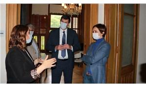 Kaftancıoğlu: İktidarın 5 maske bile dağıtamadığı bir alanda belediyelerimiz derman oluyor