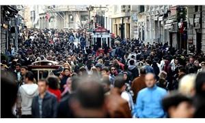 TÜİK açıkladı: Türkiye'de genç nüfus oranı yüzde 15.6'ya düştü