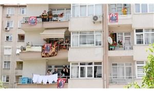 Beşiktaş'ta 'mobil kortej' ile İlk Adım etkinliği