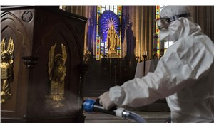 California'da yasağa rağmen kilisede ayin düzenlendi: 180 kişi karantinada