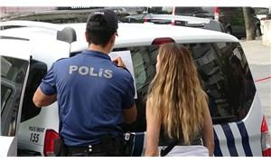 Polisin ceza kestiği kişiden gazeteciye: Annem medya danışmanı, senin peşini bırakmayacağım