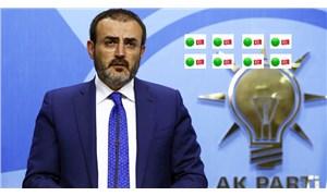 AKP'li Mahir Ünal'dan yeşil toplu hesapların tacizlerine savunma