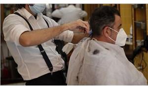 Berberleri denetleyen doktorun koronavirüs testi pozitif çıktı
