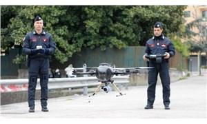 Fransa'da polisin halkı 'drone' ile kontrol etmesi yasaklandı