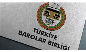 TBB ve 80 barodan ortak açıklama: Baroların seçim sistemi değişikliğine karşıyız