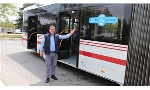 Ücretsiz internet hizmetine ESHOT otobüsleri de dahil ediliyor