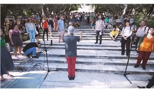 Yunanistan'da 120'den fazla müzisyenden Grup Yorum'la dayanışma klibi