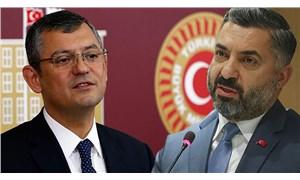 CHP'li Özel'den RTÜK Başkanı Şahin'e: Yaptığı her iş kanuna aykırı