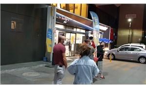 İstanbul'da yasağın bitmesiyle insanların dışarı çıkması bir oldu