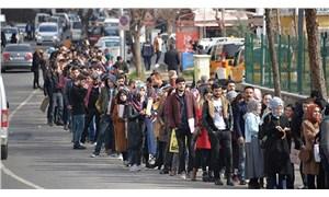 Salgınla birlikte işsiz sayısı 16 milyonu buldu