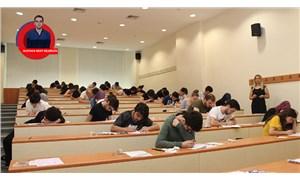 Sınava görevli bulamıyorlar