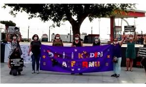 Dikili Kadın Platformu: İstismarı aklama, sözleşmeyi uygula