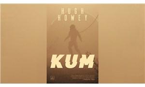 """Hugh Howey'in """"Kum""""u 22 Mayıs'ta Türkçe çevirisi ile raflarda"""