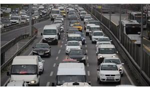 İstanbul'da trafik yoğunluğu yüzde 60'a ulaştı