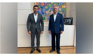 Kuşadası Belediye Başkanı Ömer Günel Kılıçdaroğlu'nu ziyaret etti