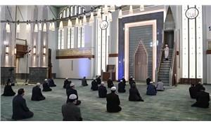 İçişleri Bakanlığı'ndan 'camilerde cemaatle ibadet' genelgesi