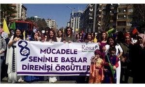 Kadın örgütlerinden ortak açıklama: Rosa Kadın Derneği ile birlikteyiz