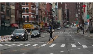 New York'ta koronavirüsten ölenlerin sayısında düşüş