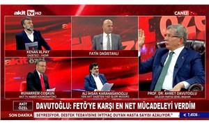 Davutoğlu, tartışılan 'CHP değerlendirmesine' açıklık getirdi