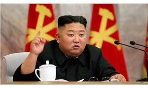 Kim Jong-un yine yüzünü gösterdi