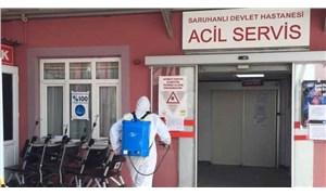 Aynı hastanede çok sayıda sağlık emekçisi koronavirüse yakalandı