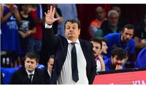 """Ergin Ataman: """"Şampiyonluk hayallerimizin yeniden yeşermesi dileğiyle"""""""