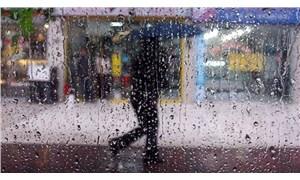 Meteoroloji il il uyardı: Sağanak yağış geliyor