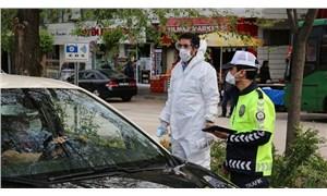 İçişleri Bakanlığı 4 günlük sokağa çıkma yasağında kaç kişiye ceza kesildiğini açıkladı