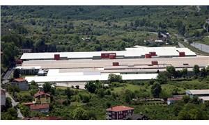 Zonguldak'ta 800 fabrika çalışanı ve ailesi karantinaya alındı