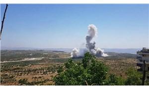 İdlib'de TSK konvoyunun geçişi sırasında patlama: 1 asker yaşamını yitirdi