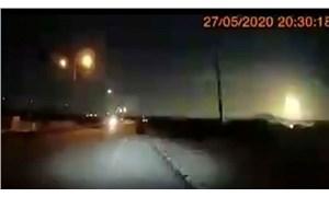 Sosyal medyada gündem olan iddia: Trabzon'a meteor mu düştü?