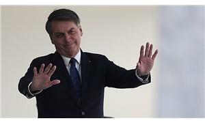 Bolsonaro'ya gazetecilerden boykot
