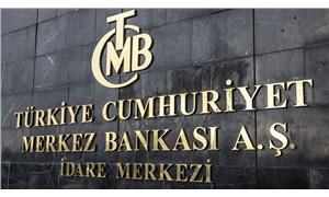 Merkez Bankası'nın resmi rezerv varlıkları %6,3 azaldı