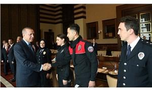 Polis teşkilatından başkanlık övgüsü