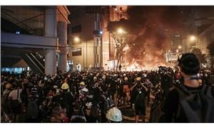 Çin parlamentosu Hong Kong yasasını kabul etti