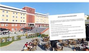 Üniversiteden online sınav için 'onur sözleşmesi' imzalama zorunluluğu