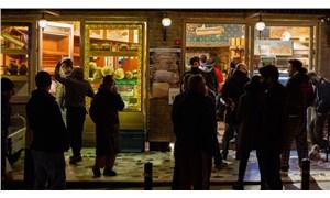 Veriler gösterdi: Aralıklı sokağa çıkma yasağı öncesi toplum daha hareketsizdi