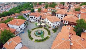 Tarihi Ankara Kalesi'nin sokakları yenilenecek