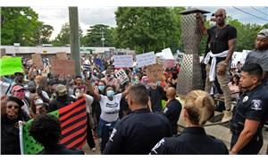 ABD'de George Floyd'un öldürülmesine yönelik protestolar devam ediyor: Polis şiddetine hayır